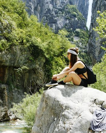 France 🇫🇷 Canyon Canyon Road That's Me Beautiful Day Summer Vacation Lac De Sainte-croix 💕
