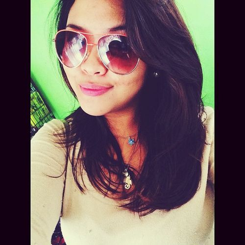 Livin la vida loca:). Selfie Asian  Pinay Sunshiny