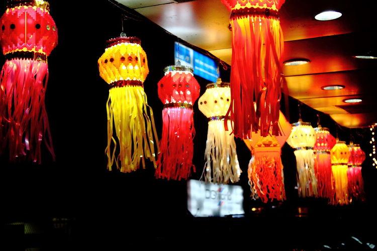 Paint The Town Yellow Lantern Multi Colored Close-up Night Hanging India Celebration Goa Feast Decoration Decorative Light Diwali Christmas Lights Celestial Culture City Lights City Lights Light In The Darkness Light Up Your Life Bulb Cover Lovely Be. Ready.