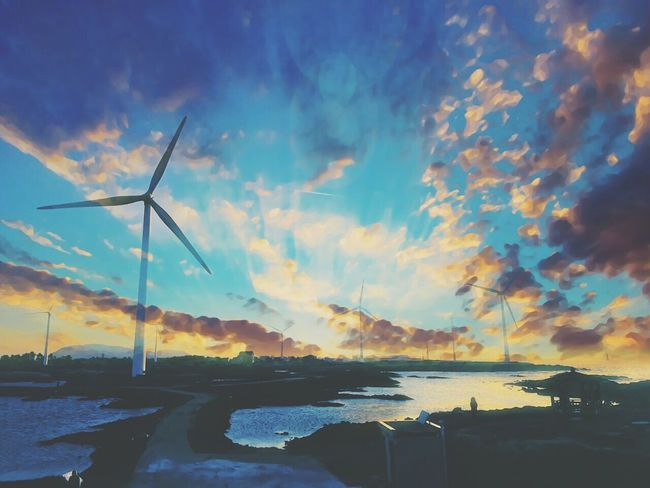 풍력발전기