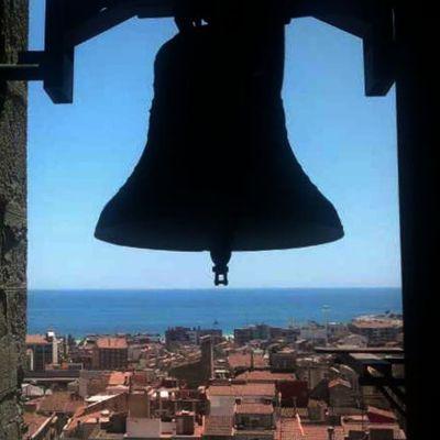 Así se ve Mataró desde lo alto del campanario de la iglesia Santa María. InstacatchMATARO MataroCentre Instagramers Fotosdesomni igersbcn