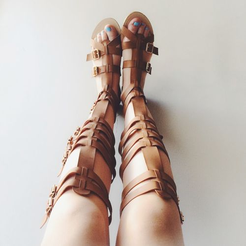 TOTALLY IN LOVE 🌙⭐️ Gladiatorsandals Gladiatorshoes Shoesaddict Summervibes