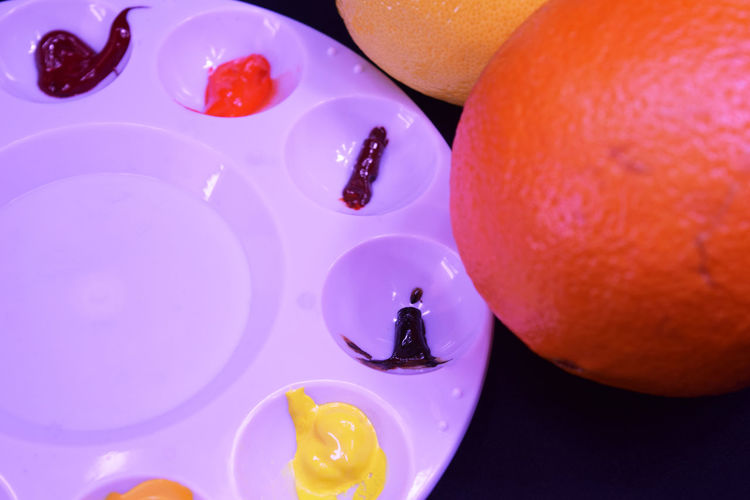 Close-up Color Color, Food Food And Drink Freshness Fruit Healthy Eating Indoors  Pallet, Ripe Still Life Table Temptation