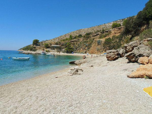 Beach Travel Destinations Blue Sunlight Summer Island Brač Adriaric Sea 2016 Croatia❤