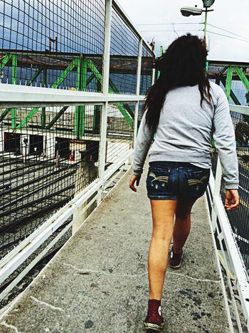 Puente Chica Subiendo