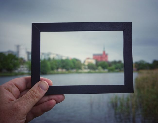 Empty Frame 2019 Niklas Storm Juni Church Human Hand Soccer Field Holding Picture Frame Sky Close-up Frame The Minimalist - 2019 EyeEm Awards The Architect - 2019 EyeEm Awards The Great Outdoors - 2019 EyeEm Awards My Best Photo