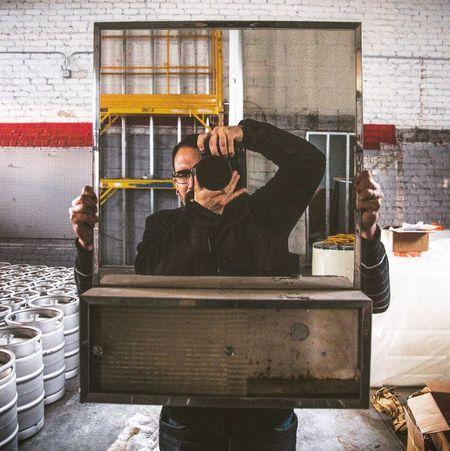 Mirror Reflection Photography Photographer Camera Lens Dramatic ThatsMe