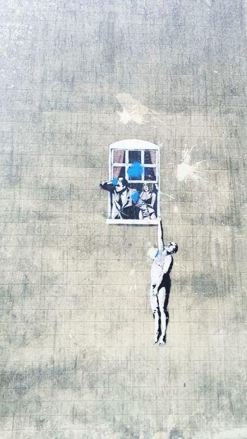 Bristol Banksy Banksyart