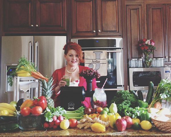 Drinking Juice Healthy Juice Homemade Juicing4dummies Leslie❤️