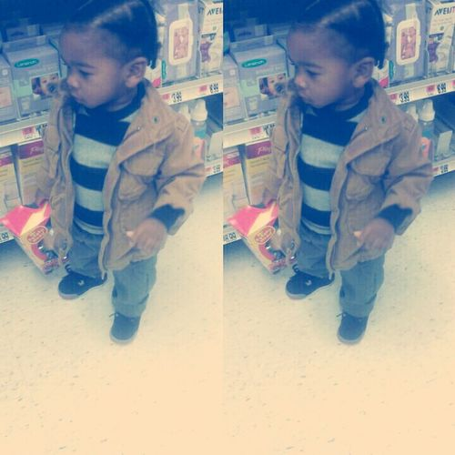 my babyy (: