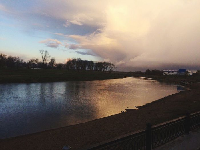 река днепр Beauty In Nature Mogilev River No People Water Sky Nature Taking Photos