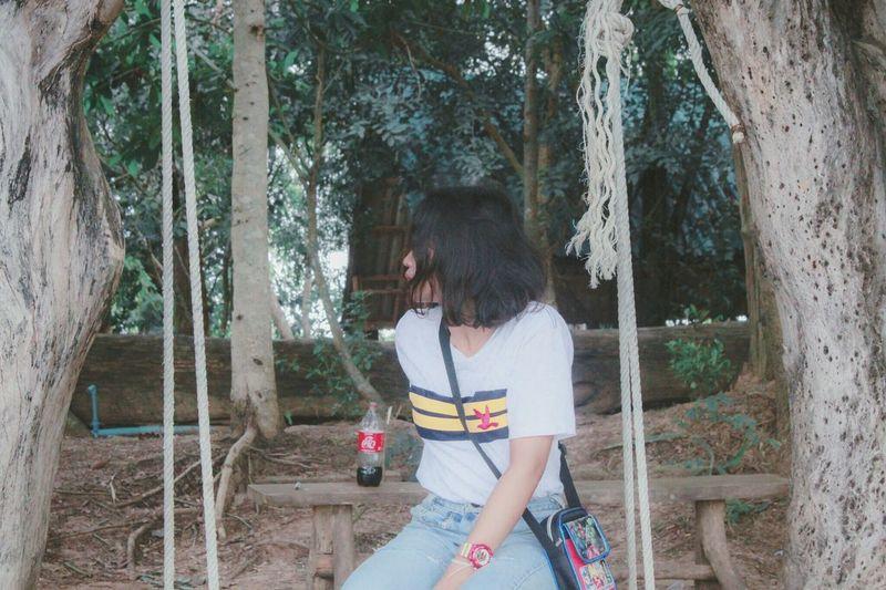 #Alone Tree
