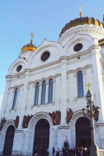 Кафедральный Соборный храм Христа Спасителя Moscow, Москва