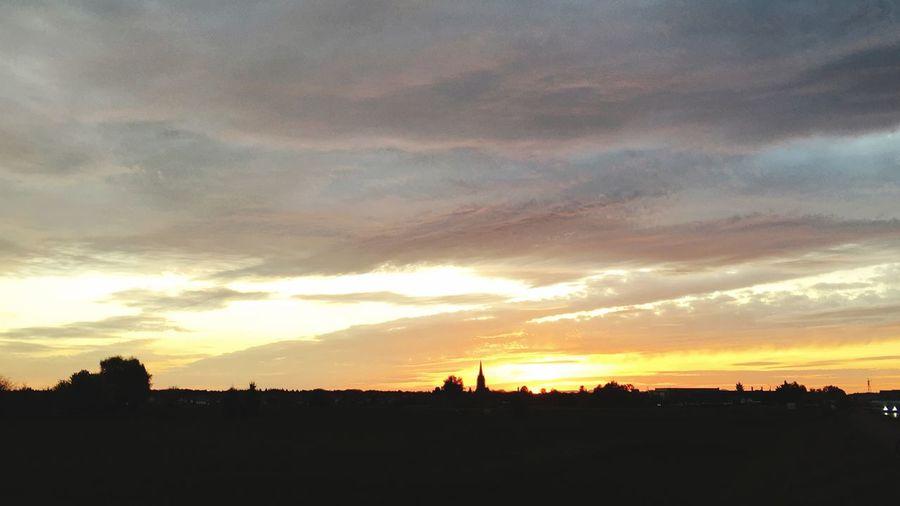 Cloud - Sky Sky Outdoors Dawn