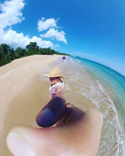 Beach dreamcast