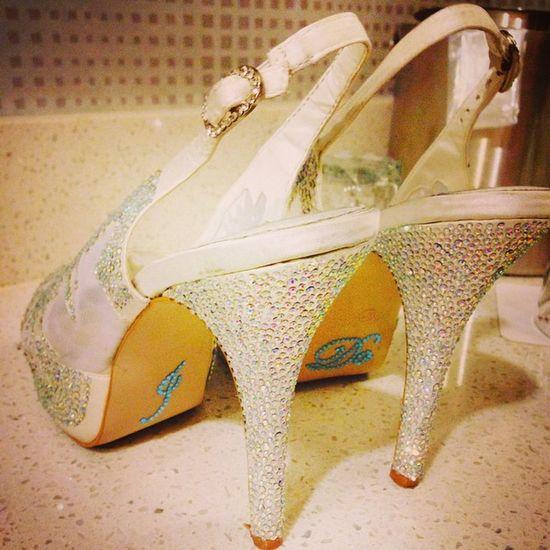 Weddingshoes Bling Shoes Ido