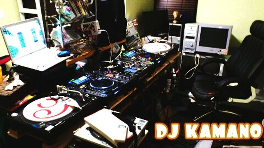 Dj ブース Techno Electronic Music Shots DJKAMANO Sound Of Life Enjoying Life 香川 Kagawa CDJ-2000