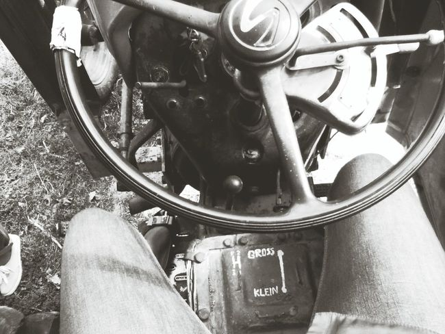 Capa Filter Tractor My Legs From Where I Stand