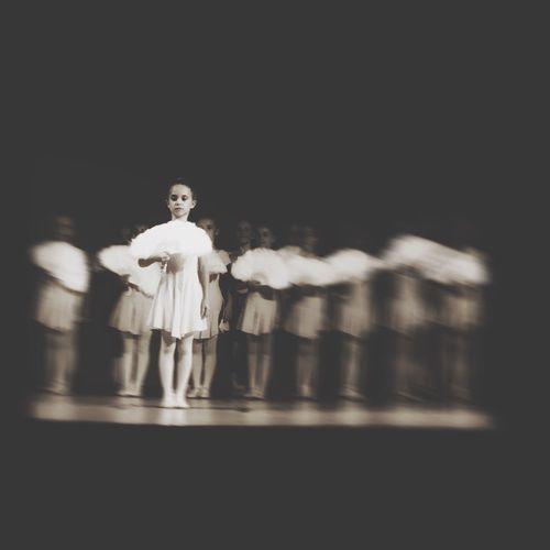 ___le temps d'un songe___ Arts Culture And Entertainment Performing Arts Event Child Defocused Art Best Of EyeEm EyeEm Best Shots - Black + White