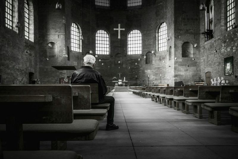 pray for peace Church Chatedral Praying Prayer Silence Sadness Monochrome The Human Condition Darkness And Light Light And Shadow EyeEm Gallery NEM Memories Shootermag Notes From The Underground HUMANITY Peace Prayforparis Architecture EyeEm Best Shots Praying For World Peace Eye4photography  EyeEm Say No To Terrorism Lucky's Monochrome