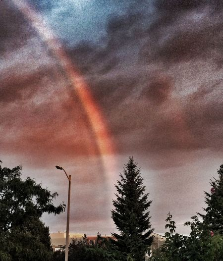Being Adventurous Hello World Rainbow At City Of Vaughan The cries of mother nature!