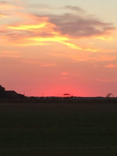 Sunset Sky Cloud - Sky Beauty In Nature Scenics - Nature Orange Color Tranquil Scene