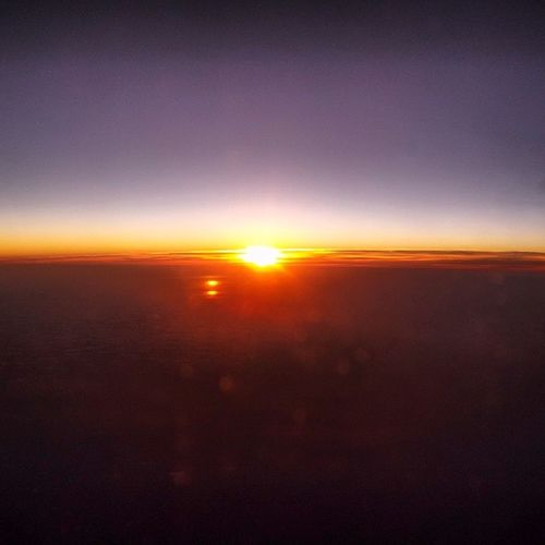 Sunsetupinthesky Planephotography Holidays Spring Spring2014 Sunset Sky Skylove Sunset_catcher Sun Sunset_sniper