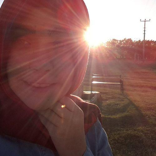 Afyon Sun Rising Sky village Dinar Çakıcı sabah 7