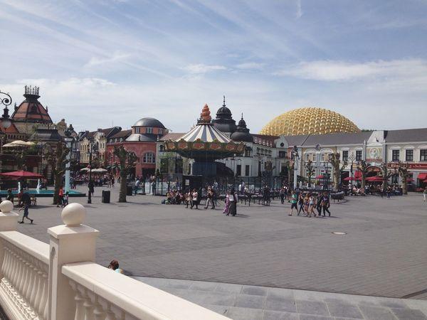 Phantasialand! Roller Coaster Theme Park Attraction Vacation Traveling Germany Having Fun Memories