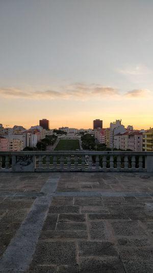 City Cityscape Urban Skyline Sunset Politics And Government City Life Sky