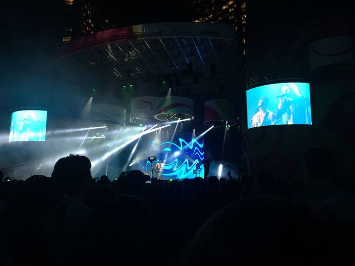 PanAm2015 Fortheloveofmusic For The Love Of Music Marianas Trench Live Music No Filter Nofilter Concert Toronto