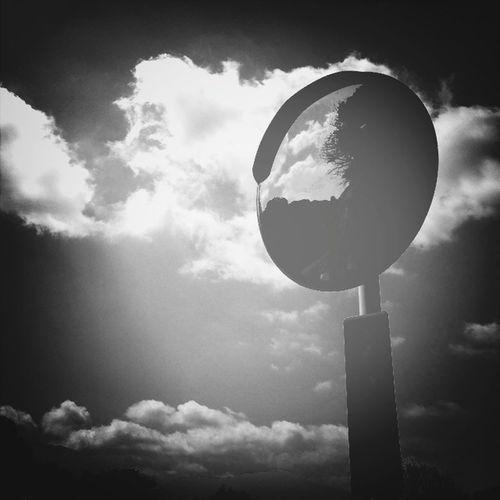 Monochrome 空 雲