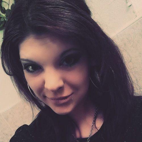 Partytime KeepSmile Czechgirl Behappy brunette 😊