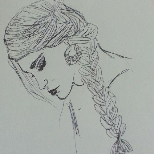 Drawing Art Pencil Paper