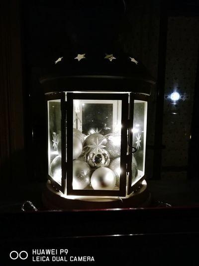 Lanterna Sirespiraariadinatale Luci White Color Homesweethome Solosorrisi