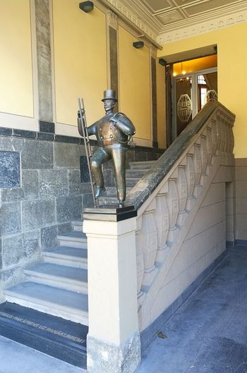 ChimneySweep Sculpture Entrance Built Structure Building Exterior Building Story Architecture Sculpture Art Historic Historic Building Riga RigaCity Stairs Entrance Stairs Statue Sculpture City History Architecture Building Exterior Built Structure Steps Staircase Steps And Staircases Focus On The Story