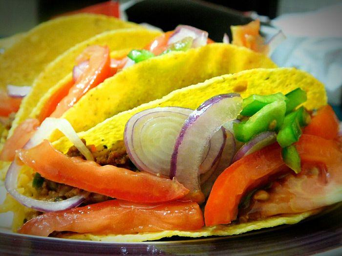Food Foodstagram Foodphotography Foodism Foodie Food Porn Food On The Go Foodlover Tacos Beef