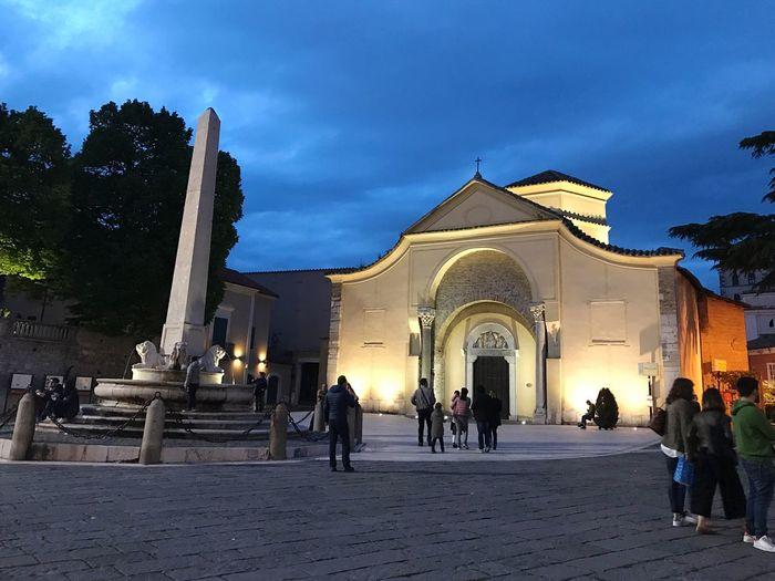 Benevento Beneventum Benevento Campania Piazzasantasofia Chiesadisantasofia Storia Architecture UNESCO World Heritage Site Unesco Patrimoniodelahumanidad Patrimoniodellumanita First Eyeem Photo