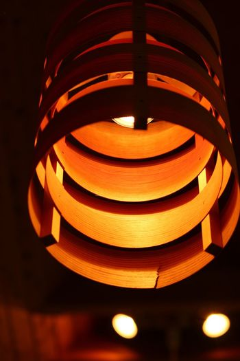 Light made from