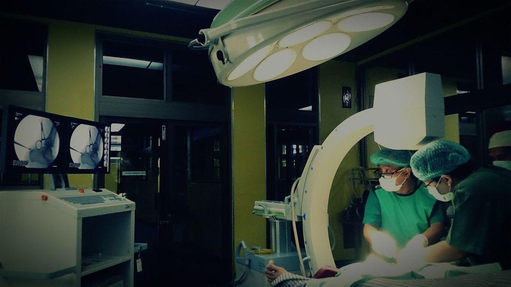 Surgery Time Orthopaedic Medstudent DoctorEye C-arm