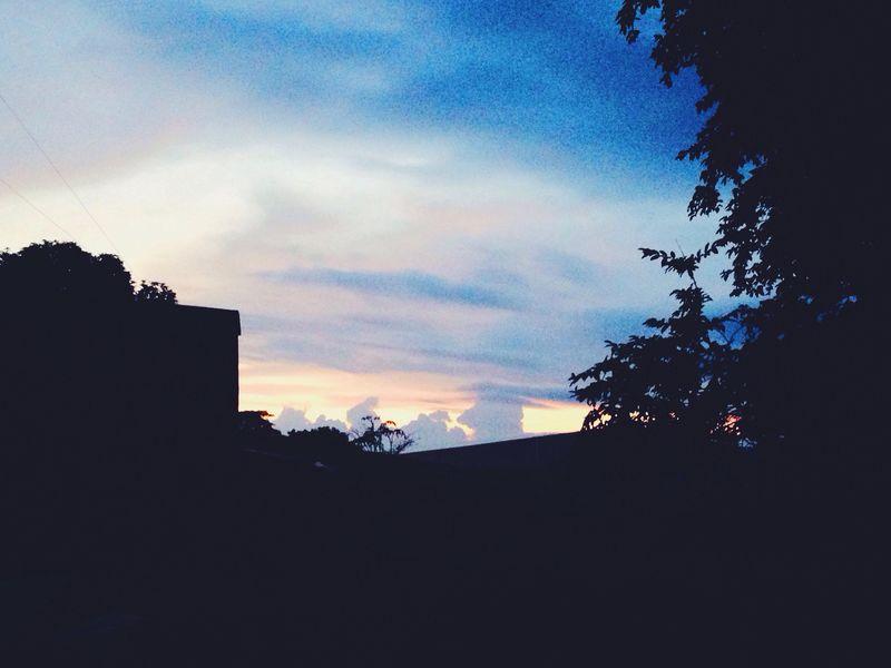 Atardecer Cielo