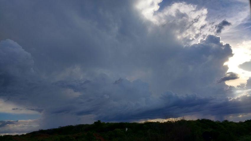 Cloud - Sky Thunderstorm Storm Cloud Cloudscape Sky Storm Outdoors Nature Dramatic Sky No People Extreme Weather Day Ceará Céus E Nuvens Céu Sky And Trees Sky And Clouds Raining Rainy Day Rainy Days☔ Lagarta Ceará-Brasil Sunset Brazil Nature
