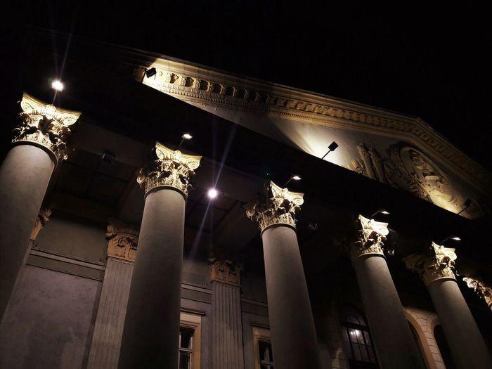 Architecture Architectural Column