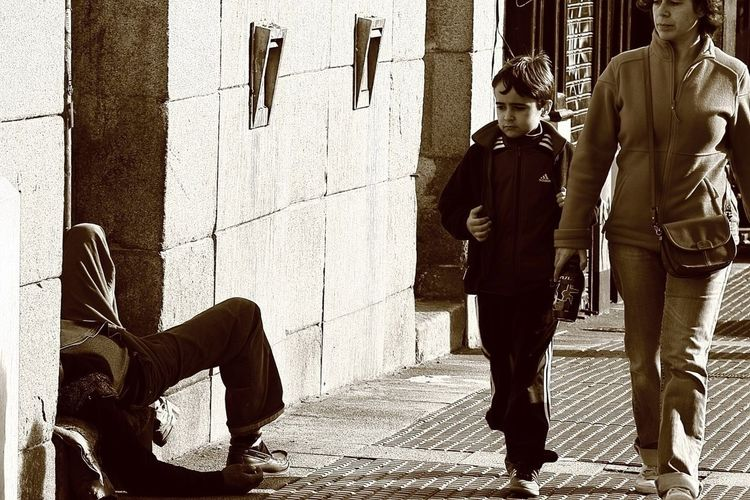 Madrid, Spain. The city wich had an olympic dream. Streetphotography TheMinimals (less Edit Juxt Photography) Eye4photography