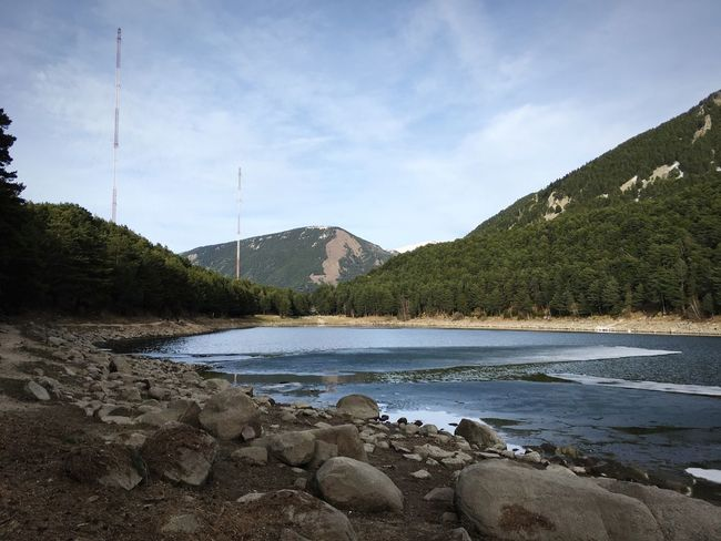 Andorra🇦🇩 Andorra Encamp Water Sky Cloud - Sky Plant Nature Beauty In Nature Tree Day Tranquility Tranquil Scene No People Scenics - Nature Lake Mountain Land Non-urban Scene Outdoors Idyllic Solid