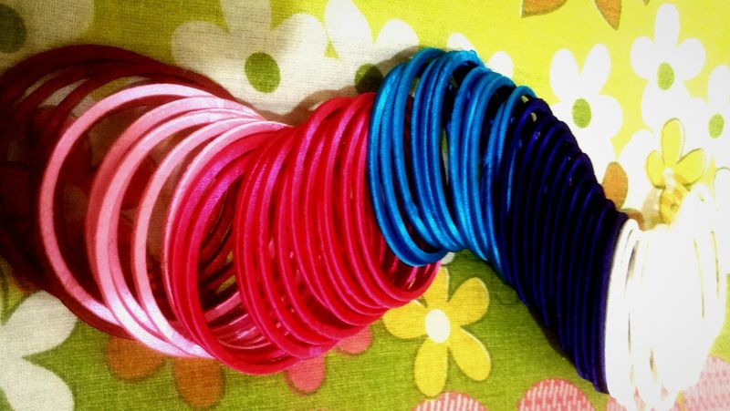 Color Photography Colorful Life Bangles That's Me