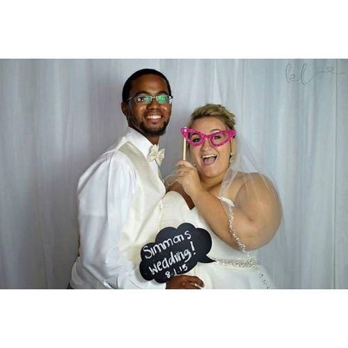 Photobooth at the Wedding!