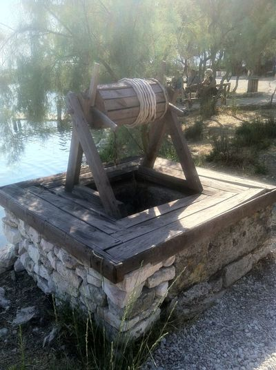 Albania Butrint Illyrian Architecture Wood - Material Rock - Object Nature