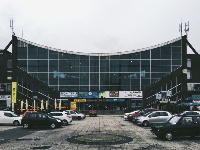 ::: Sports Hall Sport Building Pinki Modernism ZEMUN, Belgrade, Serbija, Belgrade Serbia