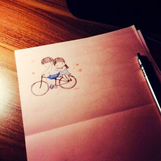 骑单车的17岁